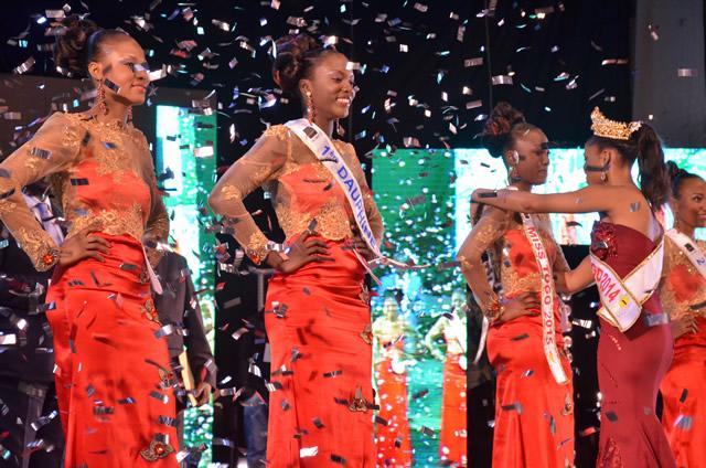 Événement miss togo 2015