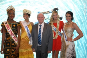 mt 2015 avec les miss France 2015, tahiti 2015, France World 2015